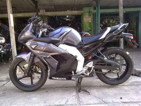 Modifikasi Byson by Yamaha Byson Modifikasi R6 Thecitycyclist