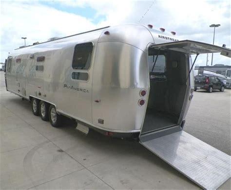 airstream airstream travel trailer toyhauler