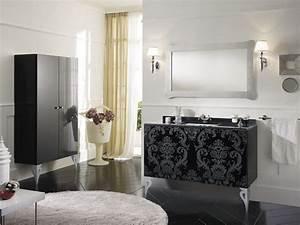 Commode Pour Salle De Bain : salle de bain baroque 26 id es de meubles extraordinaires ~ Teatrodelosmanantiales.com Idées de Décoration