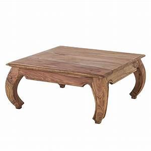 Couchtisch Quadratisch Holz : couchtisch holz preisvergleich die besten angebote online kaufen ~ Buech-reservation.com Haus und Dekorationen