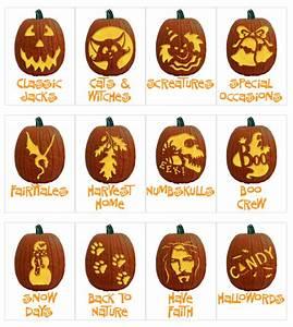 Visage Citrouille Halloween : des centaines de stencils pour d couper votre citrouille d 39 halloween ~ Nature-et-papiers.com Idées de Décoration