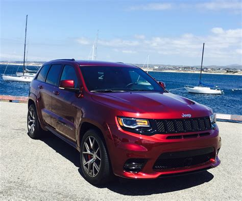 srt jeep 2017 jeep grand cherokee srt cali roots certified