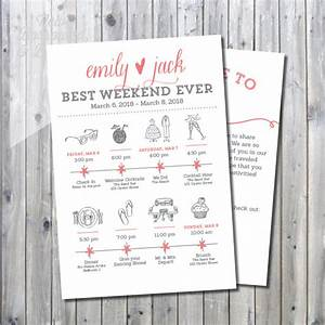 printable destination wedding icon itinerary with welcome With destination wedding welcome letter and itinerary