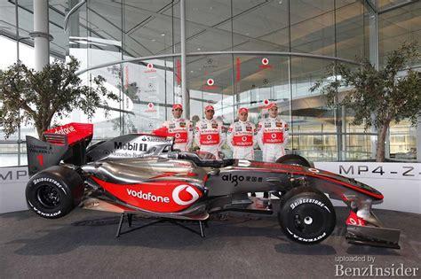 Mclaren F1 2009 by The New Vodafone Mclaren Mercedes Mp4 24 Benzinsider