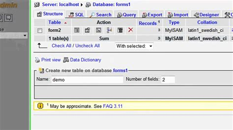 How To Create Template In Php by How To Create An Html Form That Stores Data In A Mysql