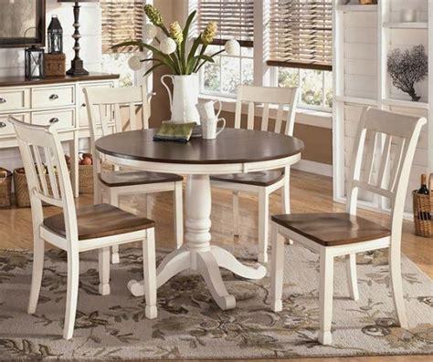 Permalink to Round Farmhouse Kitchen Table Sets