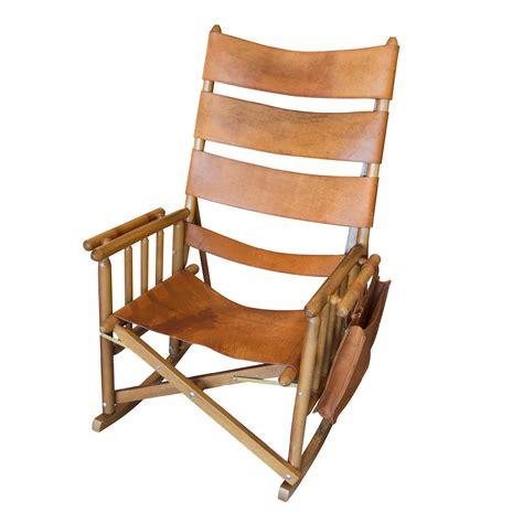 post modern home folding rocking chair