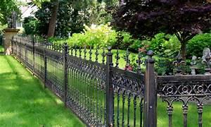 Some, Special, Attributes, Of, Metal, Garden, Fencing