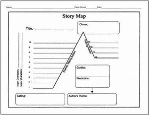 Language Arts Graphic Organizers  Story Maps  Double Entry