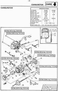 900 Mikuni Carb Rebiuld Kit