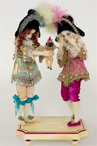 How To Track Purchase Orders Surprise Polymer Clay One Of A Kind Art Doll By West
