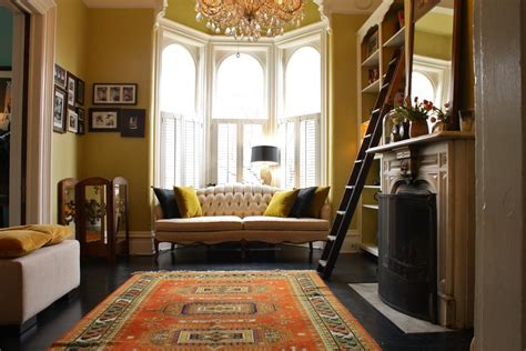 bay window treatments brown curtains windows treatment bedroom drapes