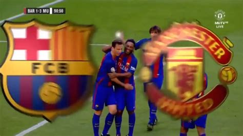 Barcelona Legends vs Manchester United Legends 1-3 - All Goals & Highlights | آپارات - سرویس اشتراک ویدیو