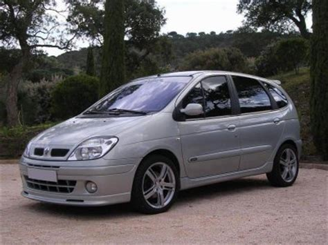 renault scenic 2005 tuning renault scenic 1 phase 2 fan de tuning