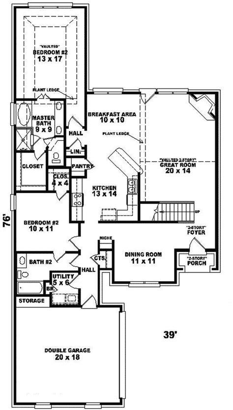 eaglewood european home plan   house plans