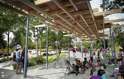 stampede park  architects newspaper work  nyc