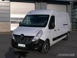 Renault Master 170hv L3h2 Autom Fwd E6  Precio  33 060  U20ac  A U00f1o De Fabricaci U00f3n  2017  Furgonetas