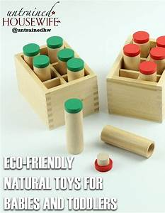 How to Buy Green, Eco-friendly, Natural Toys for Babies