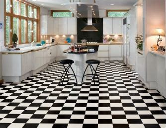 black and white kitchen floors decoraci 243 n de interiores en blanco y negro arkiplus 7855