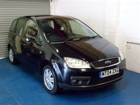 ford focus  max ghia tdci  manual  helston