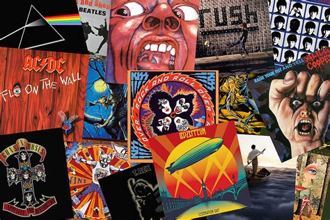 Lp stands for long play. 17 Greatest Animated Classic Rock Album Covers