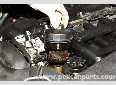 BMW 5Series Changing Engine Oil E39 19972003