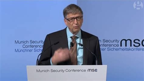 Bill Gates warns tens of Millions could be killed by bio ...
