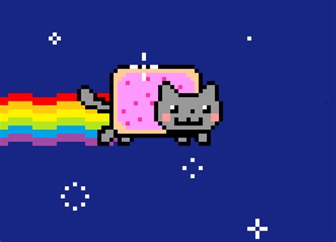 Nyan Cat By Masterspeed On Deviantart