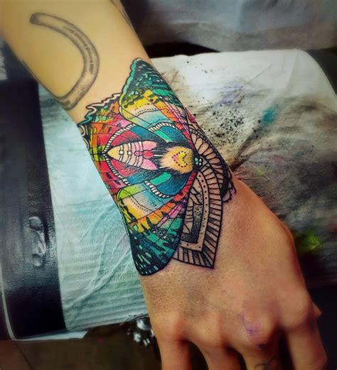 candy colored tattoos  katie shocrylas scene