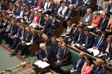 Brexit vote result: 'Rebel Alliance' no-deal bill passes ...