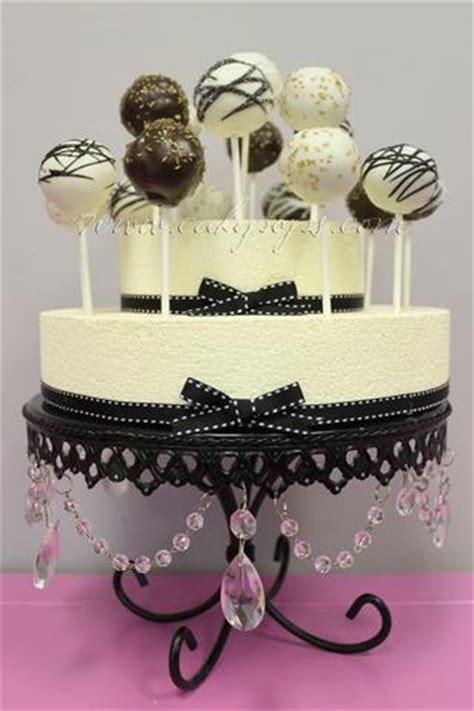 Wedding Cake Pops | Candy's Cake Pops