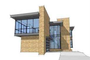 modern 2 house plans modern house plans home design skiatook