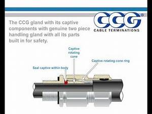 Safe Cable Glands Installation Captive Cone Glands Ccg