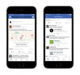 New Facebook Features, Recommendations & Review Post ...