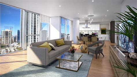 2 Bedroom Apartments In Chicago by 8 East Huron Brand New Luxury Chicago Apartments