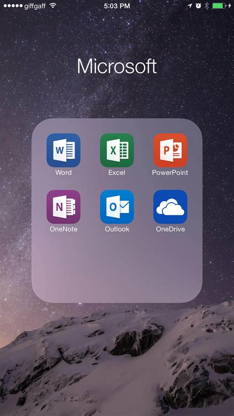 guide to using microsoft office on the iphone tapsmart