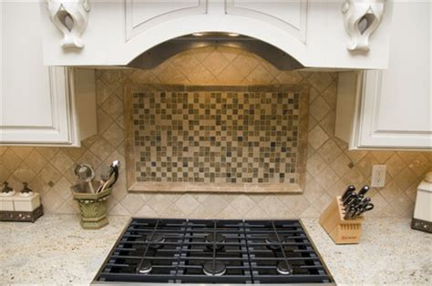 stone kitchen backsplash excellent kitchen pretty tumbled
