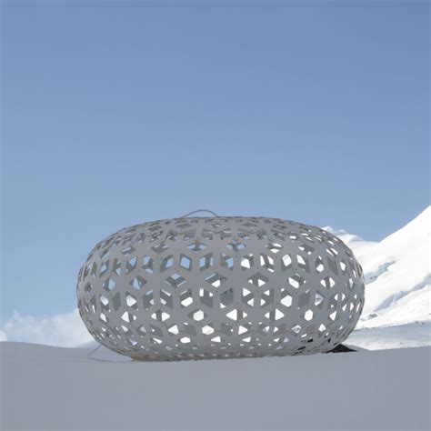 snowflake light david trubridge s design in new zealand