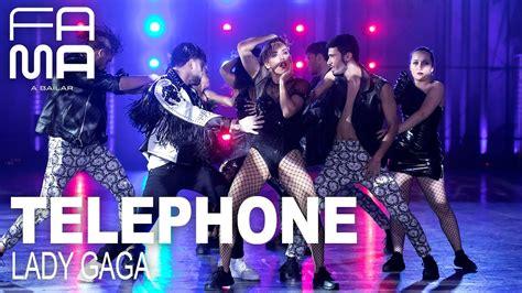 "Coreografía Grupal ""telephone"" En Fama A Bailar Uy"