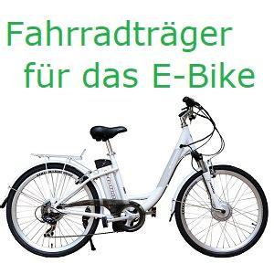 e bike fahrradträger die besten fahrradtr 228 ger f 252 r das e bike fahrradtr 228 ger