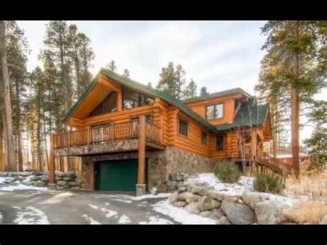 bear cabin  breckenridge     log cabin vacation rental youtube