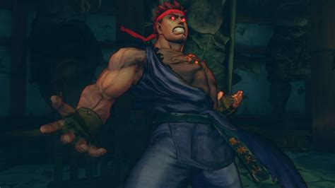 evil ryu street fighter