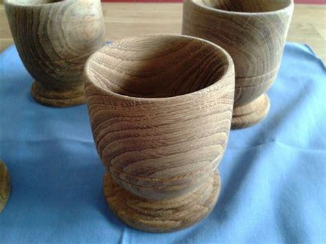 bicchieri di legno bicchieri in legno torniti mercatino medievale