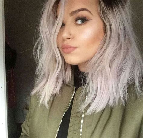 silver grey hair color grey silver hair dye hair colors silver