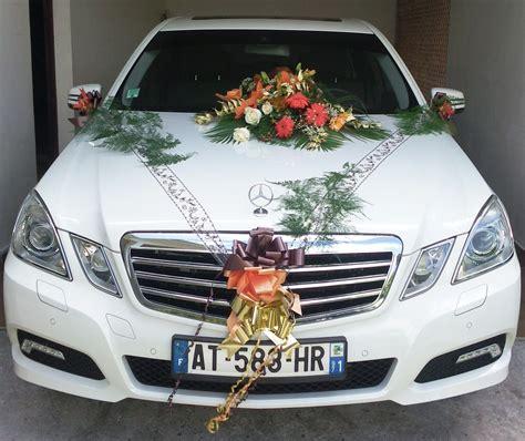 decoration de voiture de marier attractif decorer une voiture de mariee km44 humatraffin