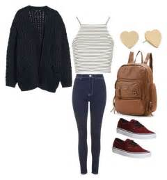 Polyvore Cute Casual Outfits for Teens