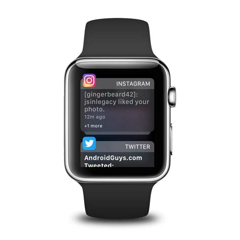 here are the new notification features coming to your apple with watchos 5 appletoolbox