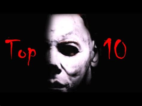 Top 10 Scary Movies Youtube