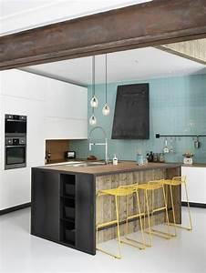 idee rangement petite cuisine 11 cuisine 233quip233e With idee rangement petite cuisine