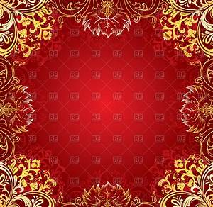 Vintage background with royal ornament Royalty Free Vector ...